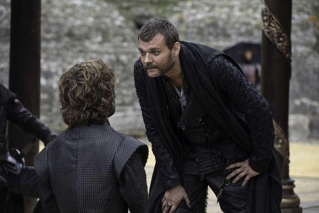 "Pilou Asbæk som Euron Greyjoy i ""Game of Thrones"""
