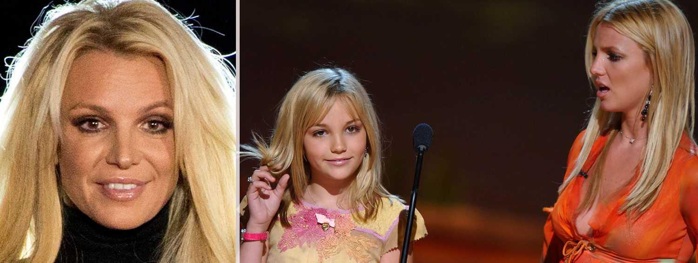 Britney: Jag var som din mamma