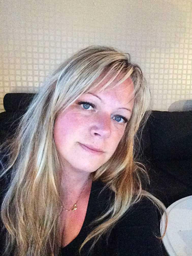 Cenita Friberg trodde att brevet från Telia var ett bluffbrev.