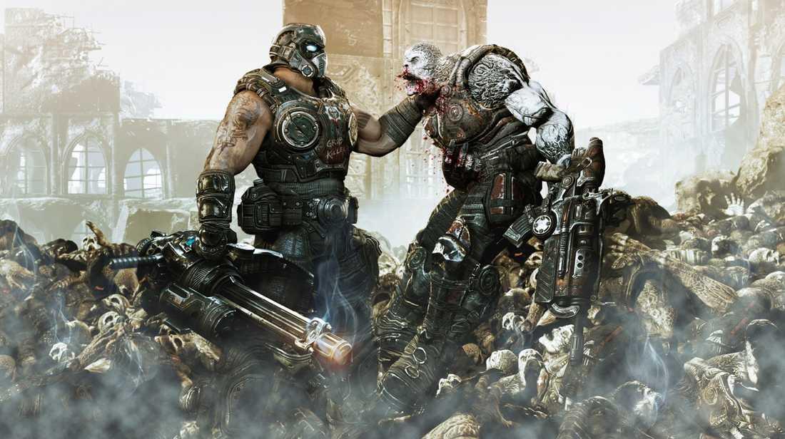 """Gears of war""."