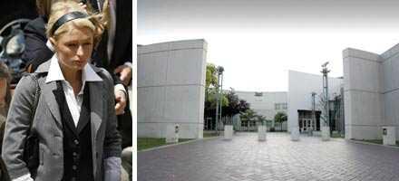 Sammanbiten Hilton Paris kan se fram emot en sommar på Century Regional Detention Facility.