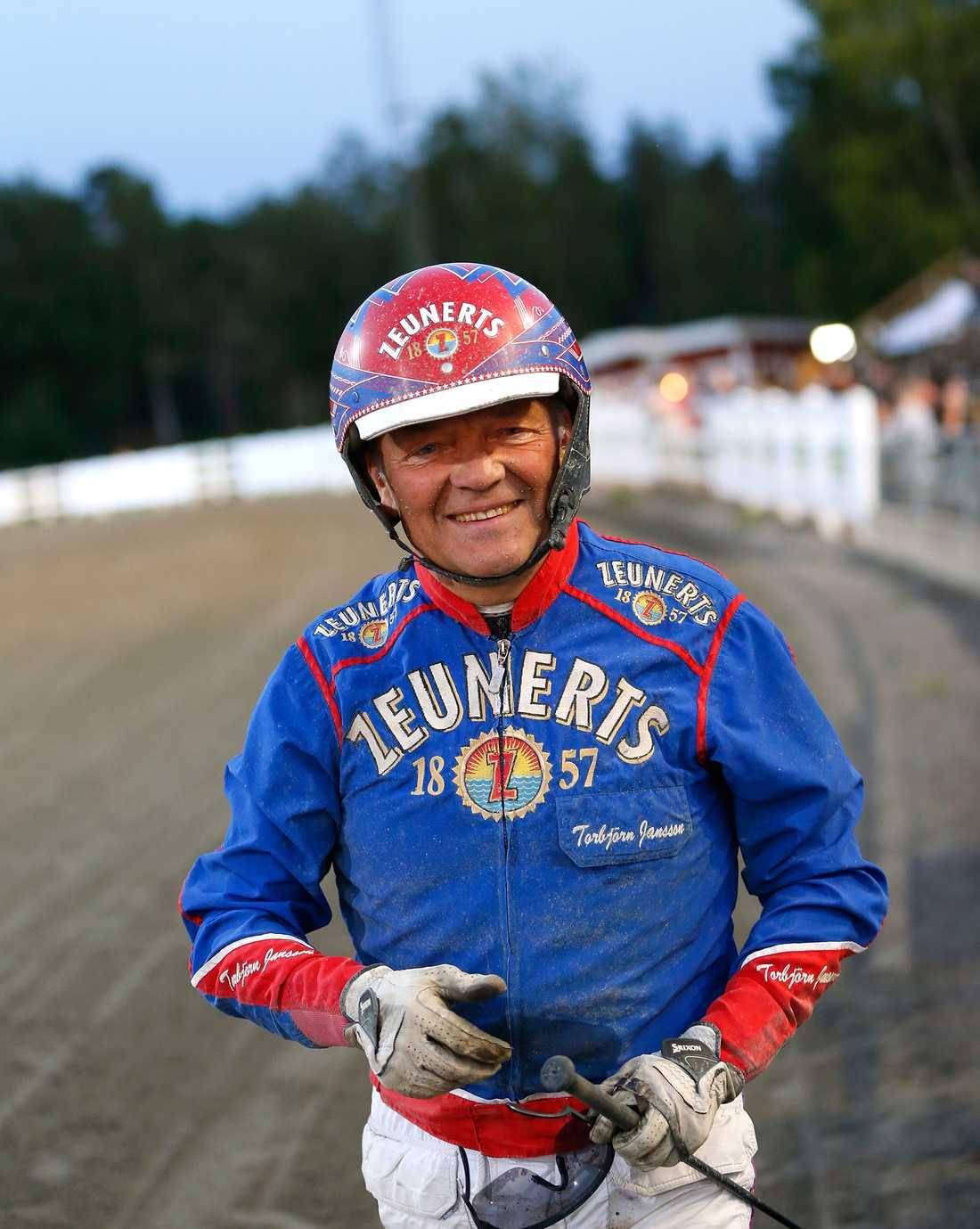 Torbjörn Jansson spikas på V64-spelet i kväll av Sportbladets expert Martin Berg
