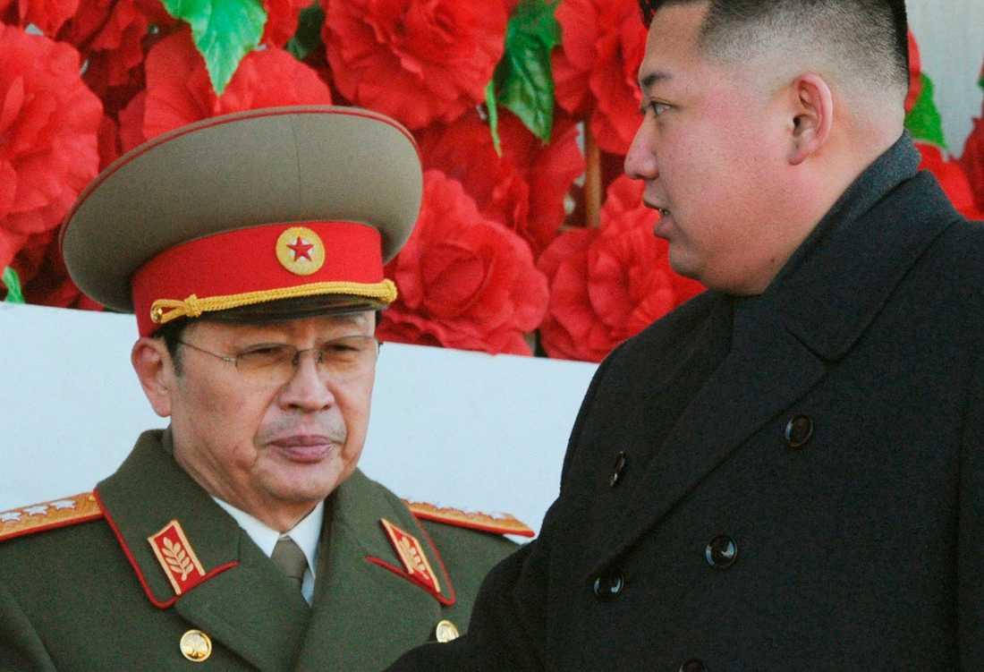 Jang Song-thaek har setts som en maktfaktor i Nordkoreas politiska kulisser. Men nu har den högt uppsatte ledaren avsatts –av Kim Jong-un.