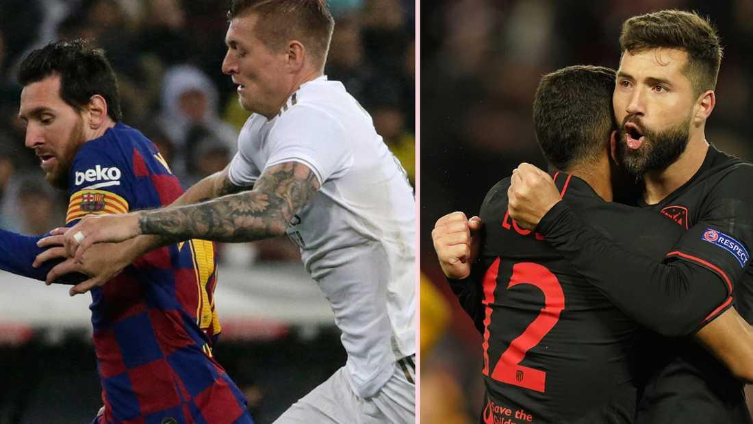 Pausen för La Liga kan vara över i slutet av maj.
