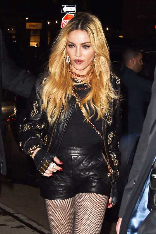 Madonna vill ha hem Rocco.