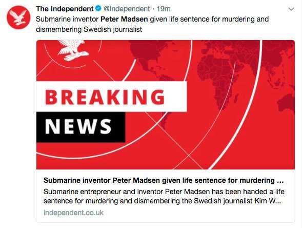 The Independent, Storbritannien.