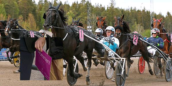 Sorbet och Örjan Kihlström.