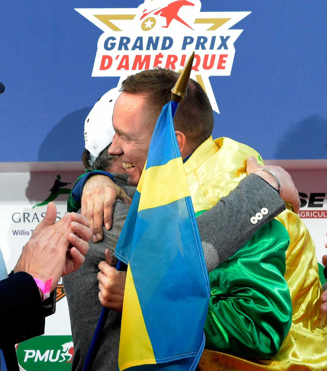 Björn Goop vann i slutet på januari världens tuffaste travlopp PdA för andra gången