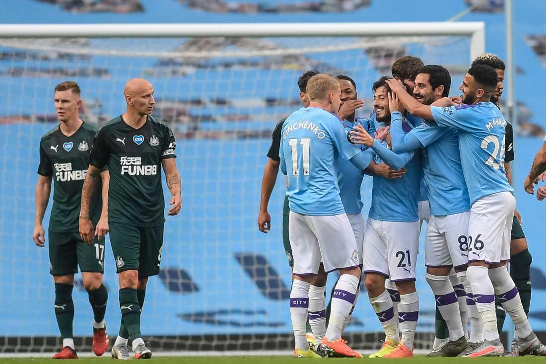 Glädjebesked för Manchester City – domen hävs