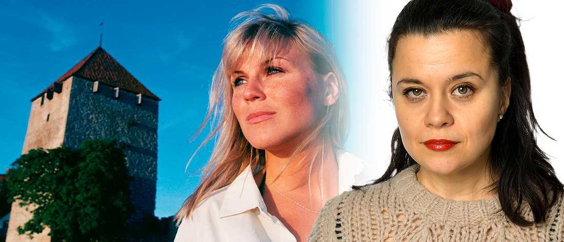 """Dokumentären """"Älska mig för den jag är"""" handlar om sångerskan Josefin Nilssons liv."""