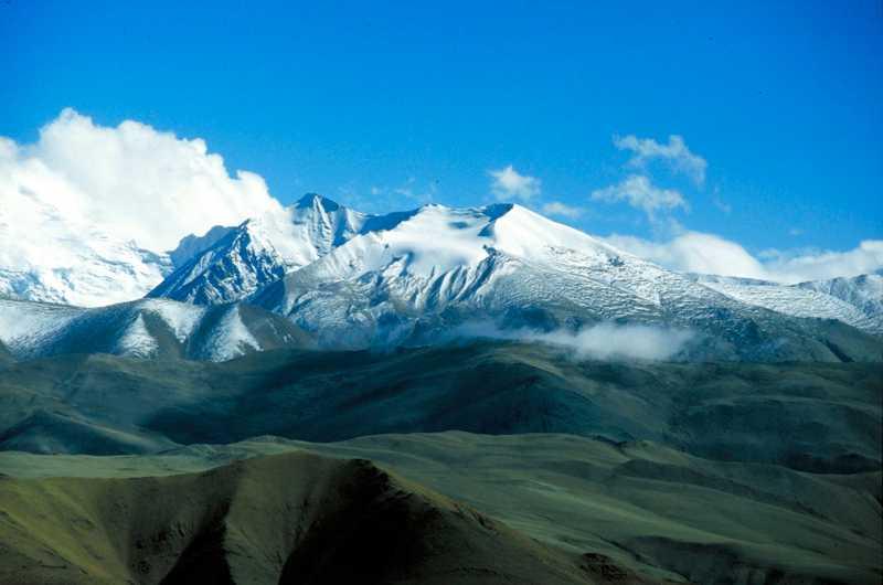 Himalaya Kommer inte smälta snart.