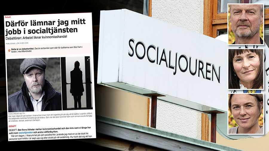 Utvecklingen i dag med ökade klyftor och segregation ger tyvärr inget hopp. Nya arbetsuppgifter läggs på socialtjänsten när välfärdssamhällets socialförsäkringssystem rustas ned, skriver forskarna Anders Bruhn, Rúna Baianstovu och Anna Petersén.