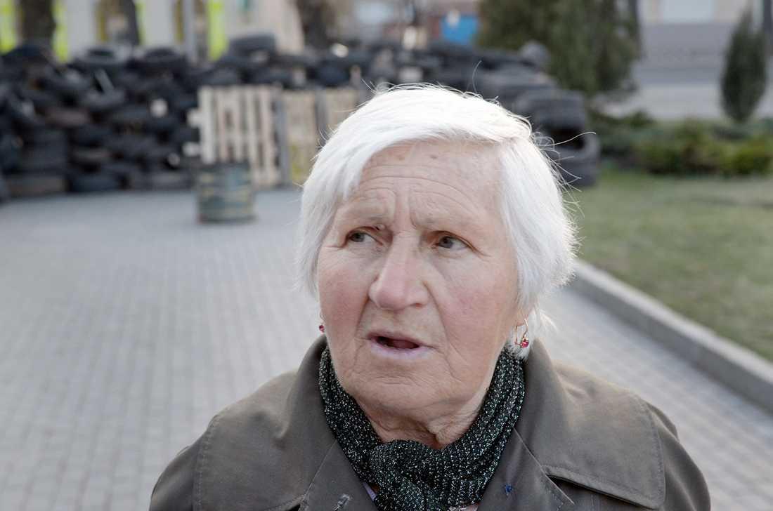 Antonia, 74.