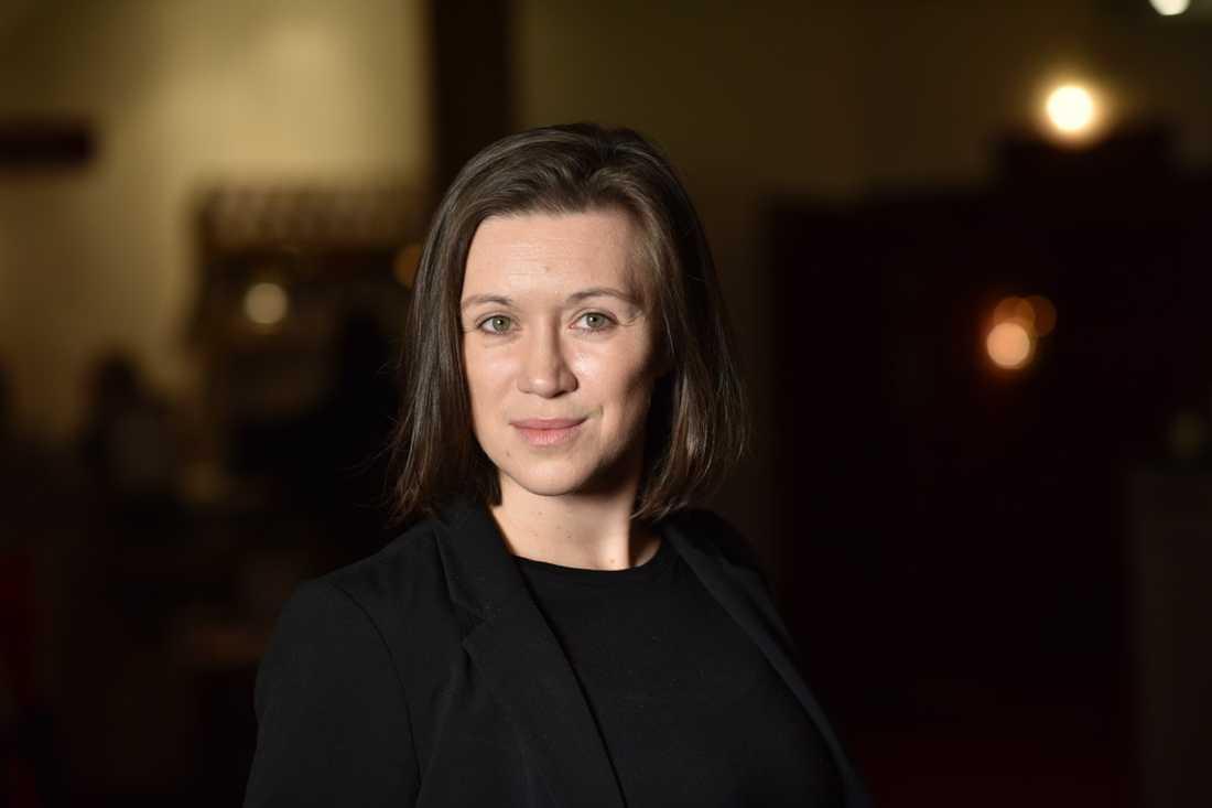 Magdalena Bibik-Westerlund.