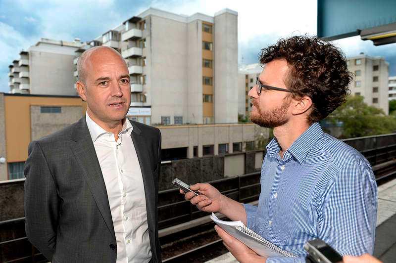 Fredrik Reinfeldt har en plan hur han ska ta hämnd på en eventuellt S-ledd regering.