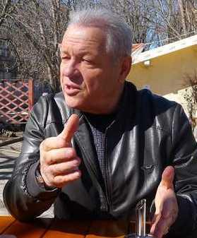 Ivan Vasilijevitj Zjitnuk, före detta brogmästare och välbekant ansikte i motståndsrörelsen. Foto: Martin Aagård
