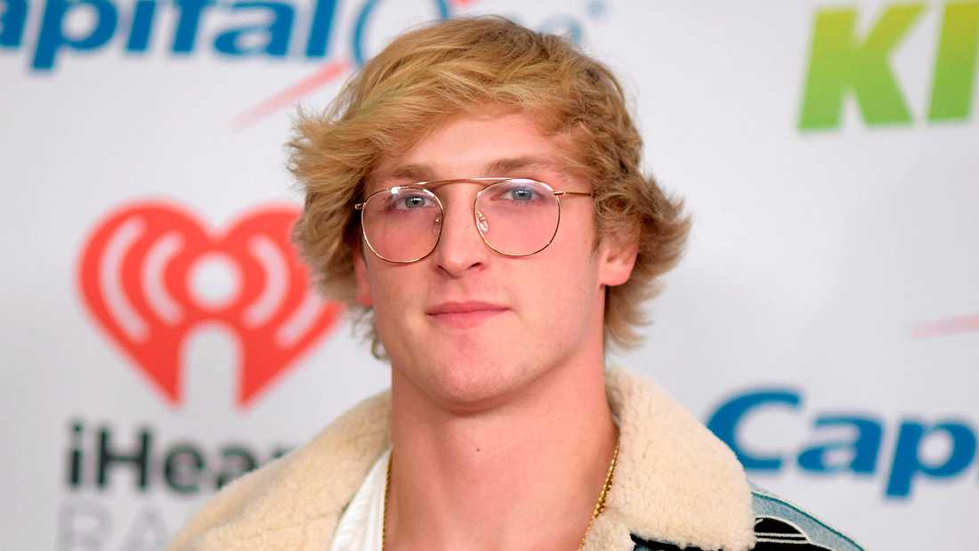 Youtube-profilen Logan Paul.