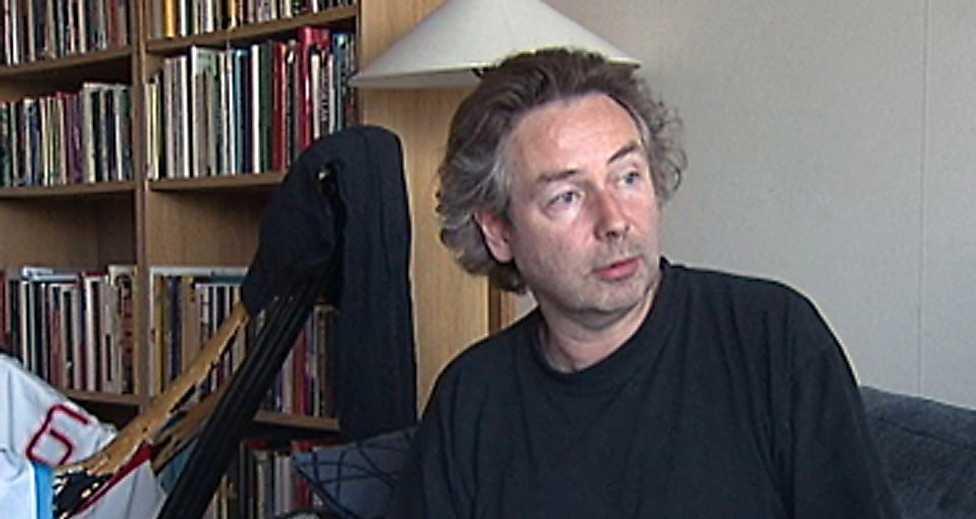 Kriminolog Mikael Rying.