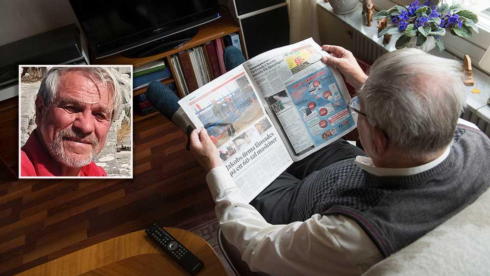 Media har ett stort ansvar att representera och förmedla information till alla samhällsmedborgare oavsett ålder. Men bilden av äldre är onyanserad och trots att en fjärdedel av befolkningen är över 60 år förekommer de sällan i media, skriver debattören.