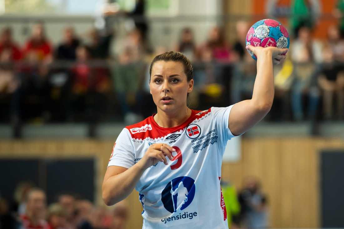 Nora Mörk.