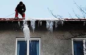 Skotta taket i tid.