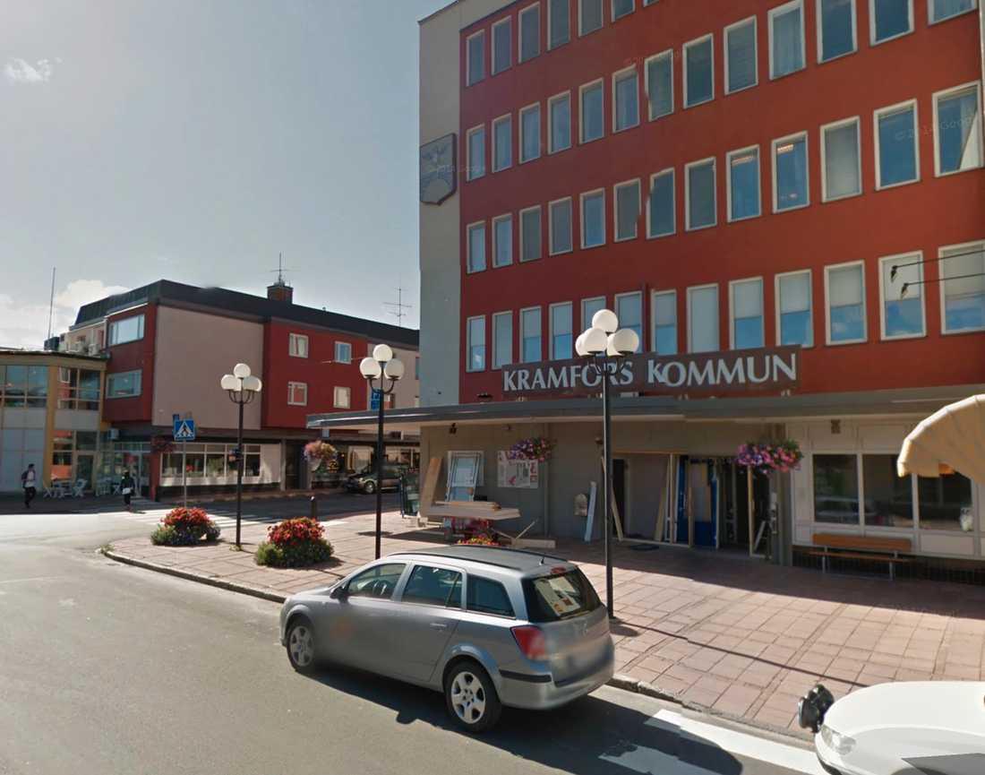 Komunhuset i Kramfors