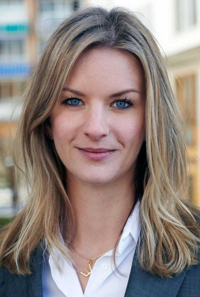 Maria Landeborn, privatekonom på SBAB.