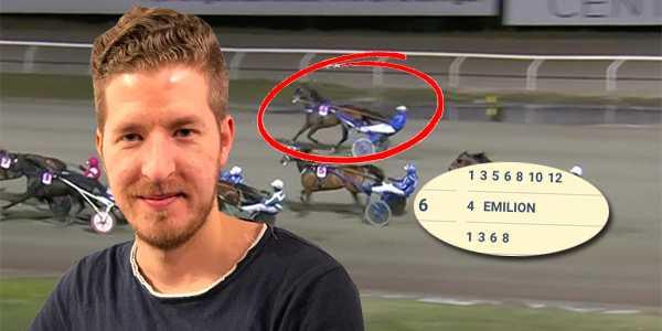 Sportbladets expert dömer ut sig själv efter V75 på Jägersro.