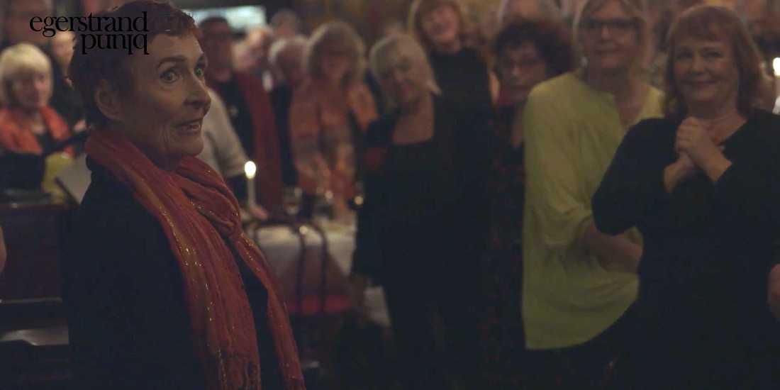 Kim Anderzons 70-års fest.