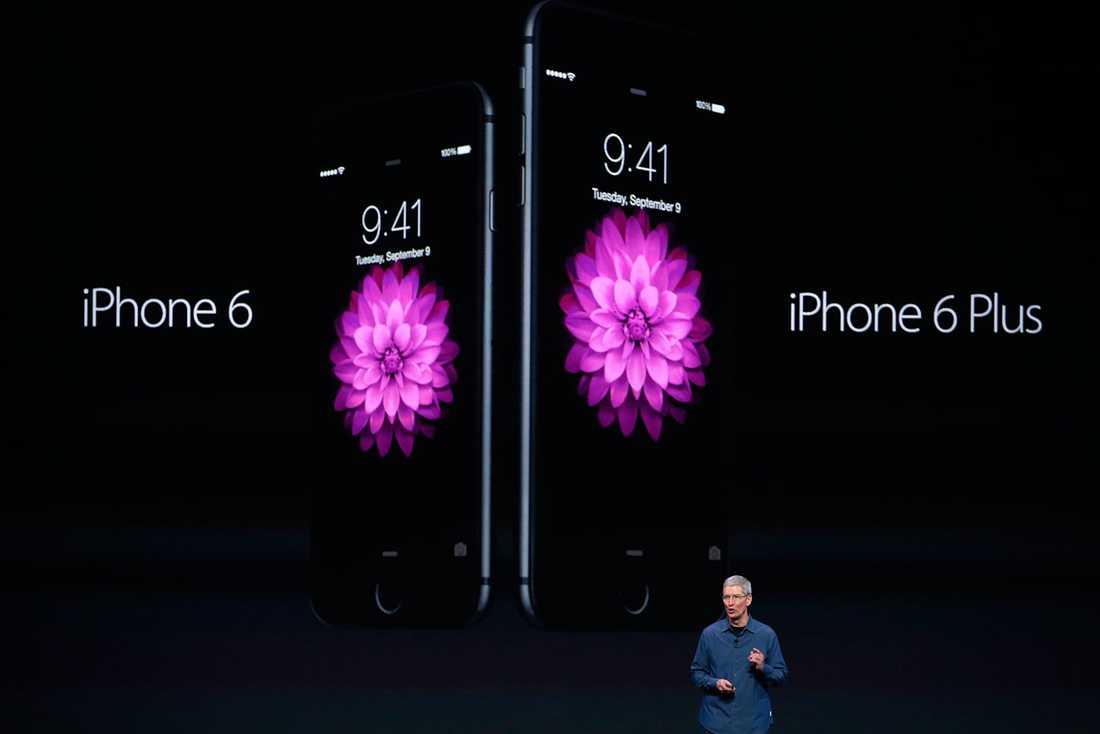 Nya Iphone 6 ska bland annat ha bättre batteritid och starkare processor än tidigare modeller.