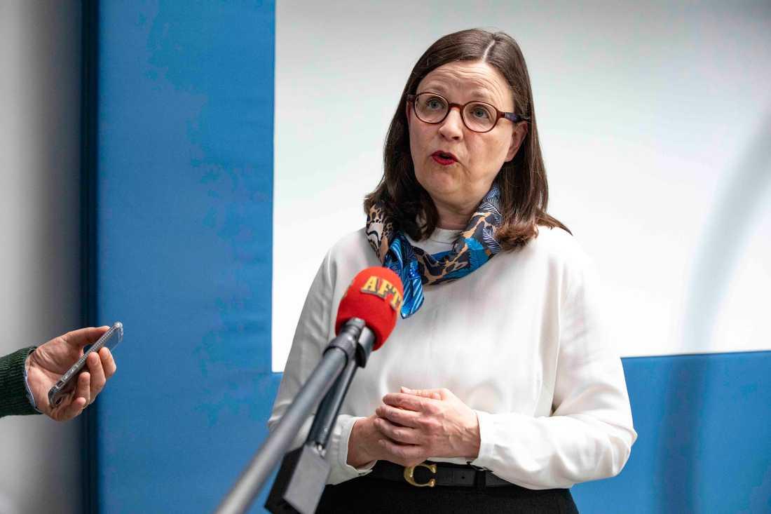Anna Ekström lovar tydligare information inför nästa Pisaundersökning