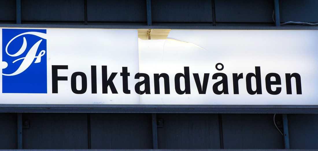 Passerkort och arbetskläder stals vid ett inbrott på en tandvårdsklinik i Luleå. Arkivbild.