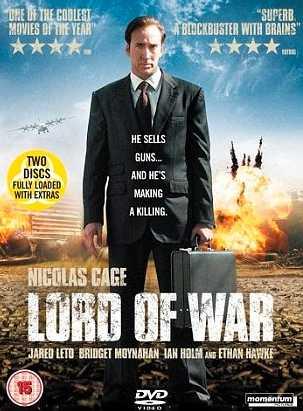 """Vapenhandlaren Viktor But var inspirationskälla till Hollywoodfilmen """"Lord of War"""" med Nicholas Cage i huvudrollen."""