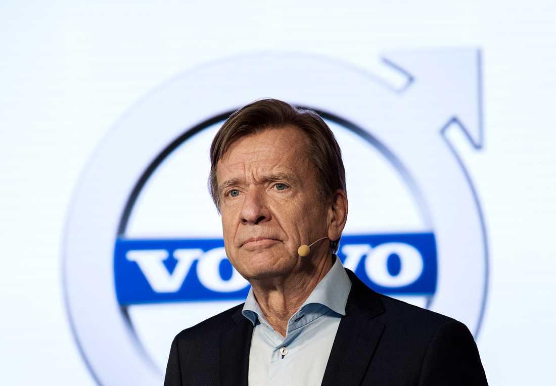 Bonusarna till vd och ledning på Geelyägda Volvo Cars höjdes med 20 procent i fjol till över 82 Mkr. Högst bonus fick Håkan Samuelsson, vd för Sverige Volvo Cars, med 36 miljoner. Sammanlagt fick han en lön på nästan 50 miljoner kronor 2020.