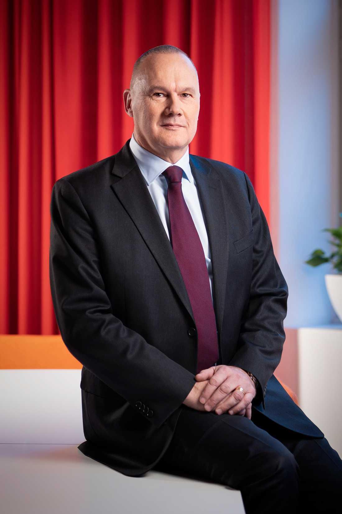 Erik Fransson på Pensionsmyndigheten.