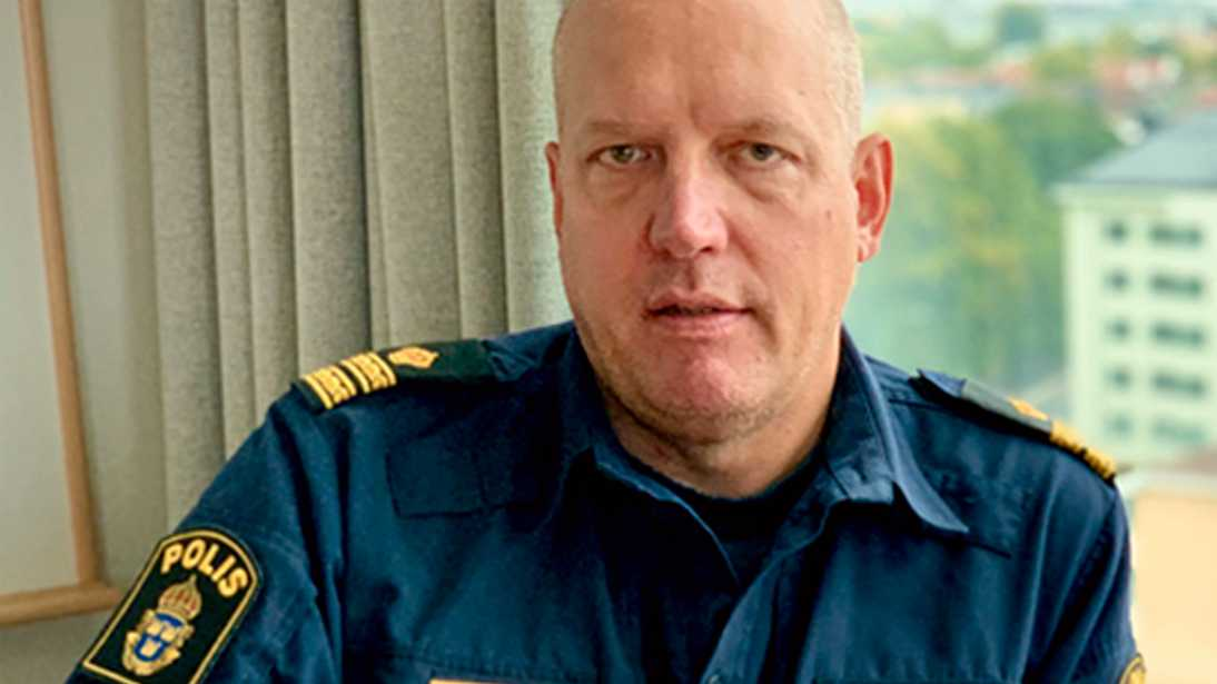 """""""Det handlar om enorma summor årligen"""",  säger Jonas Eronen, polisens presstalesperson i Uppsala."""
