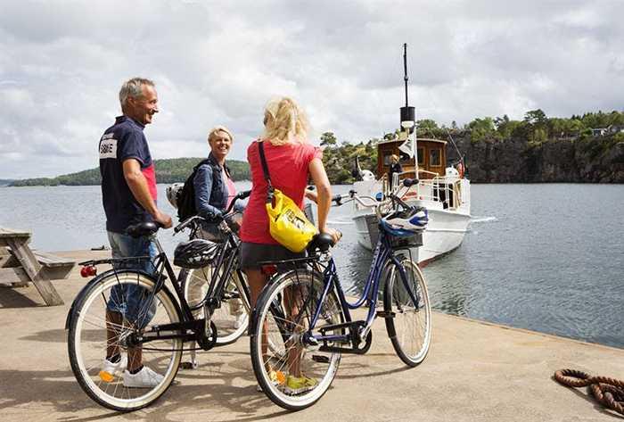 Att båtluffa i Bohuslän har nu blivit enklare.
