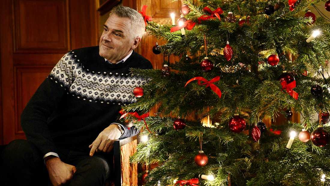 """Dags igen för """"Jul med Ernst"""" (bilden är från en tidigare säsong)."""