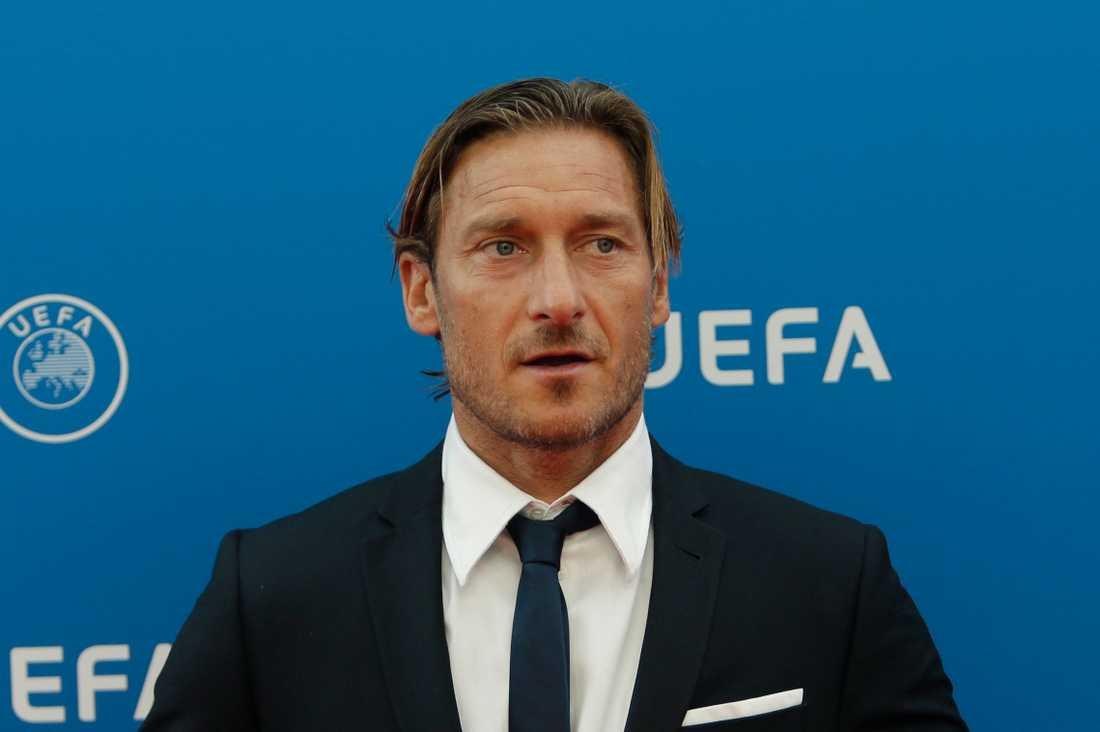 Fransesco Totti tror att Zlatan har många bra år kvar.