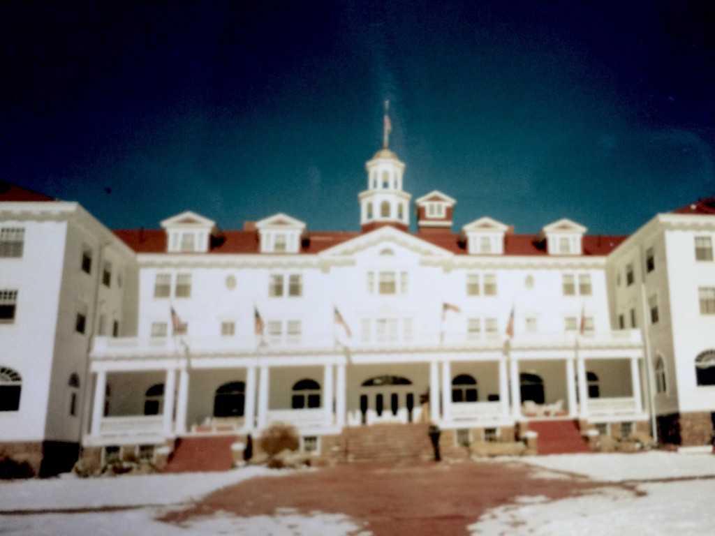 Stanley Hotel i Colorado.