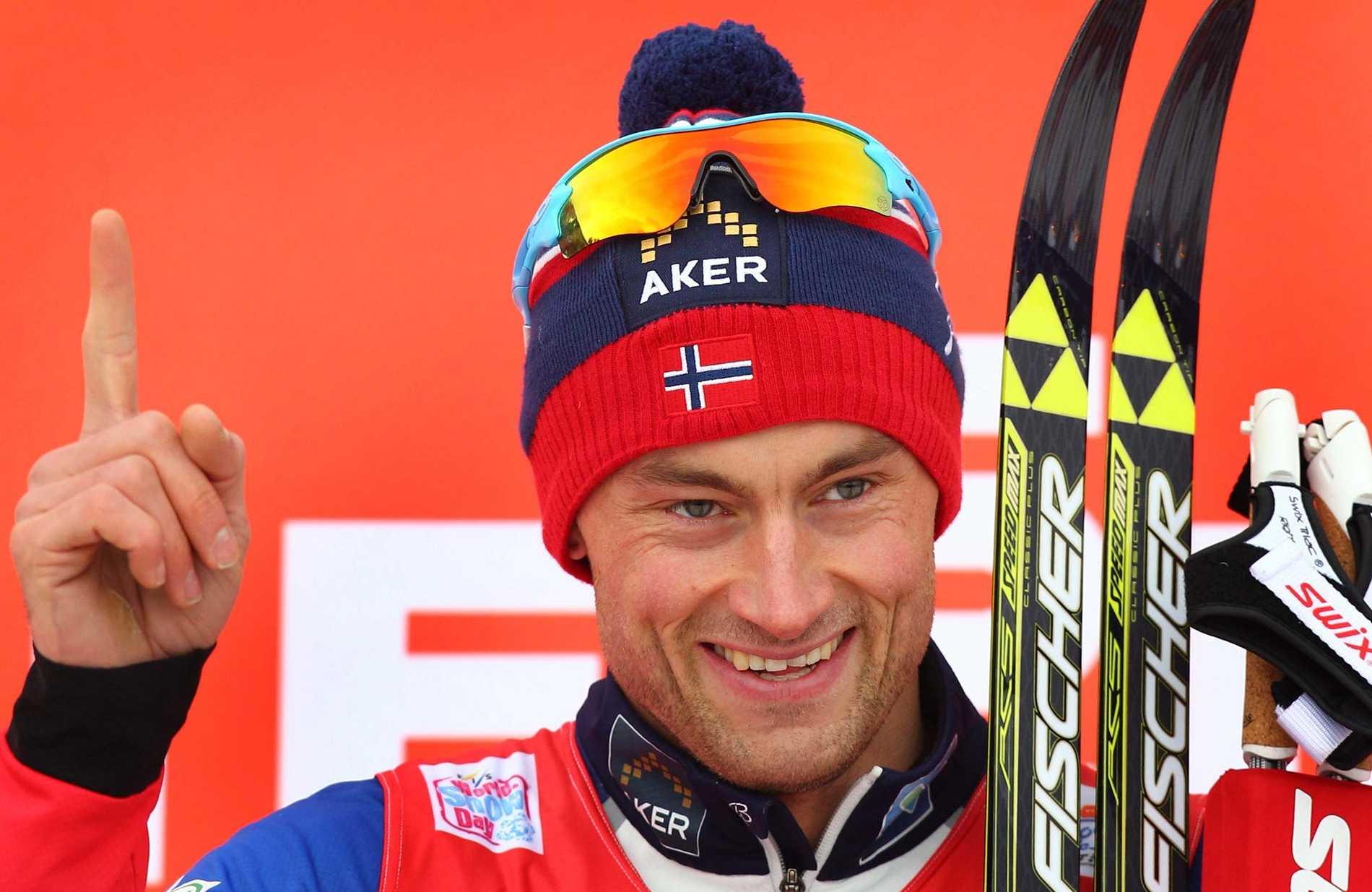 Petter Northug är storfavorit i skid-VM, enligt oddsen.