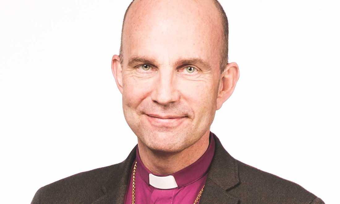 Biskop Fredrik Modéus, Växjö stift.