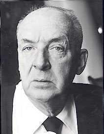 """Vladimir Nabokov (1899–1977), rysk-amerikansk författare gav ut """"Lolita"""" 1955."""