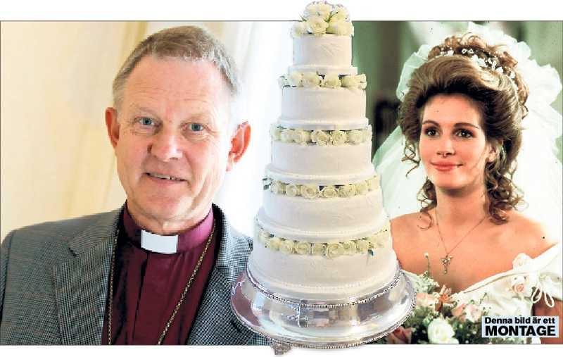 sverige är inte hollywood Leds kronprinsessan Victoria av pappa kungen till altaret är en amerikanisering av bröllopstraditionen ett faktum. Ärkebiskop Anders Wejryd måste förhindra att Hollywoods idé om bröllopet – som Julia Roberts personifierat – blir Svenska kyrkans uttryck.