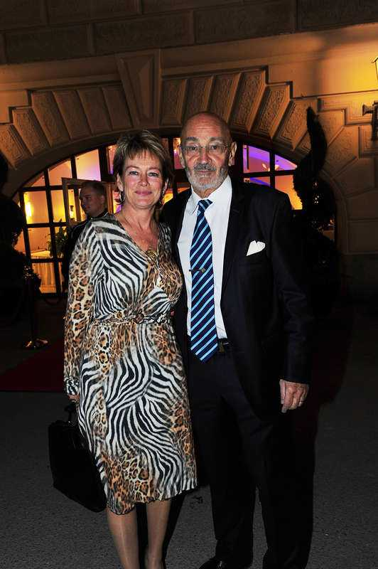Lena Adelsohn Liljeroth, 56, och Ulf Adelsohn, 70.