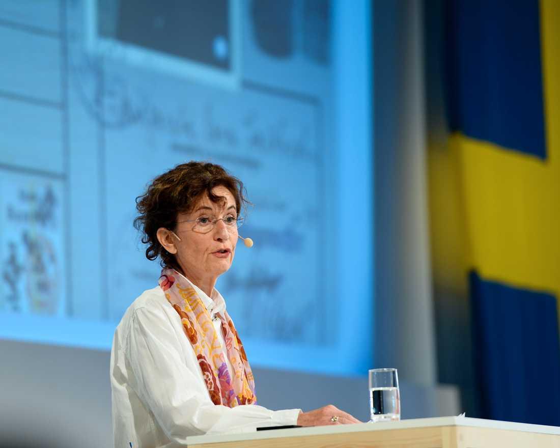 Ingrid Lomfors. Arkivbild.