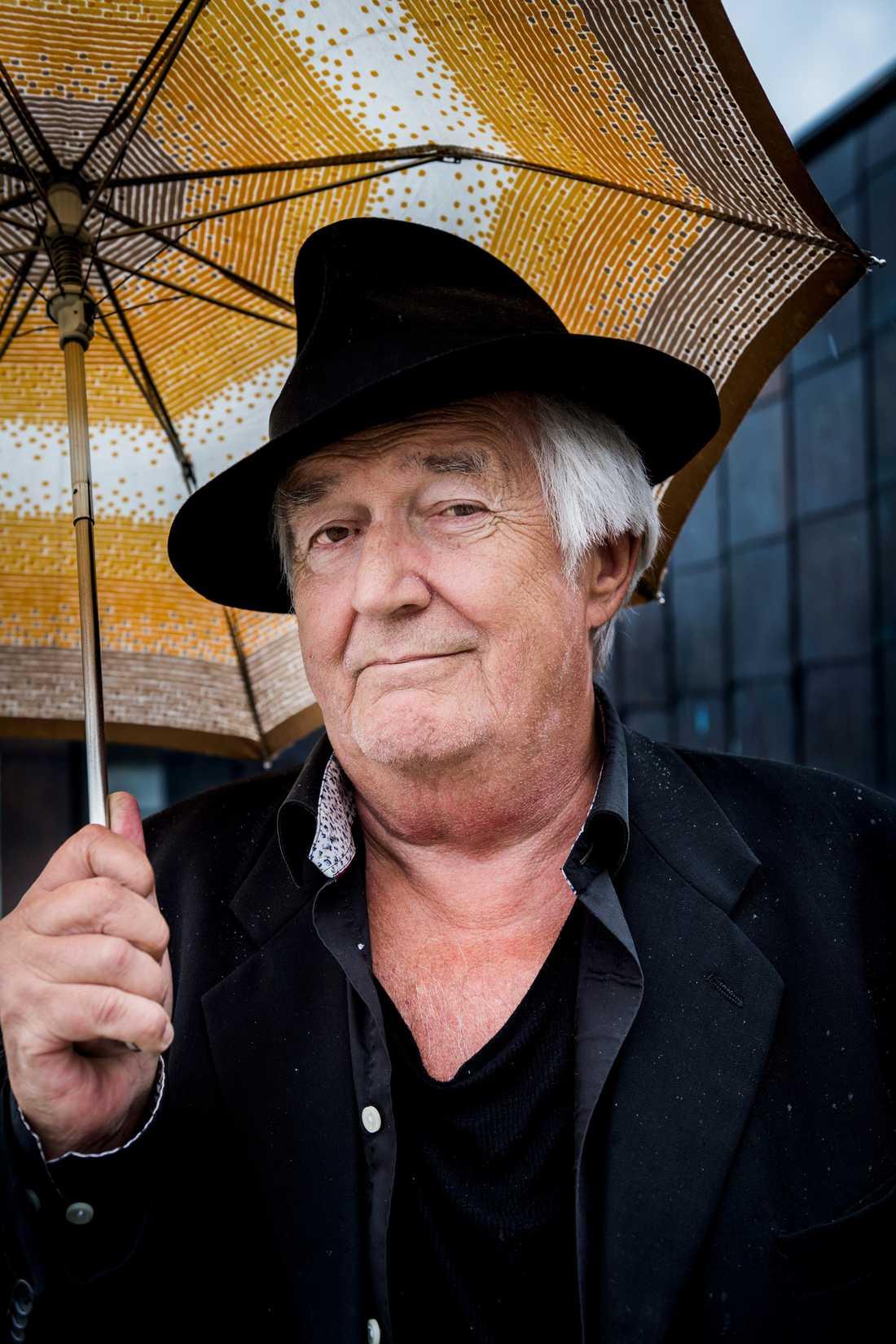 Henning Mankell avled förra året. Foto: Pontus Orre