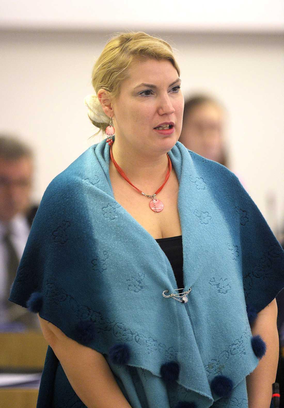 Katja Hänninen.