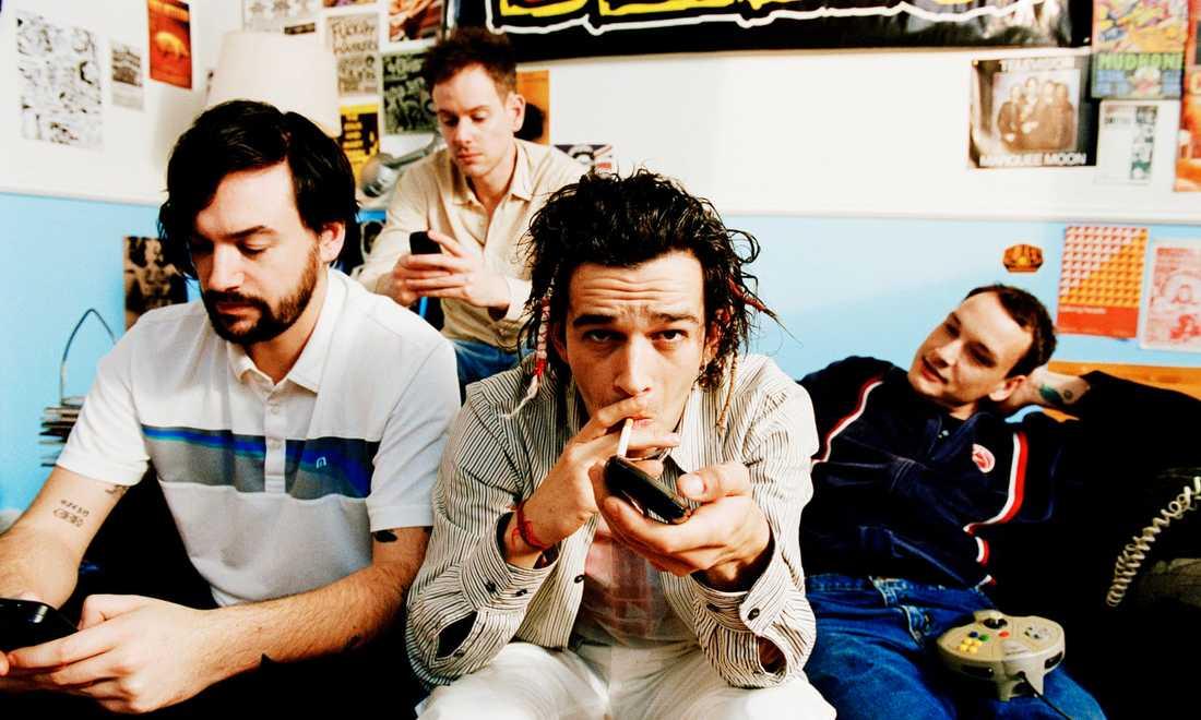Manchesterbandet har släppt två album och 40 låtar på mindre än två år.