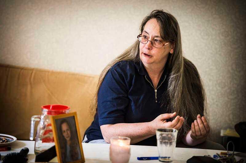 Zenitha Smith Westbergs dotter, Eva-Marree, var på väg till ett möte med sin son. Men hon hann inte se honom igen - i stället höggs hon ihjäl.